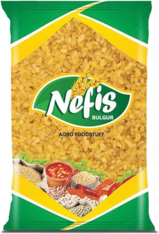 Yellow Coarse Bulgur Wheat